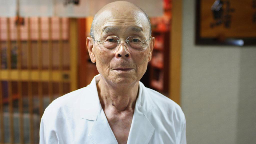 Documentário Jiro Dreams Of Sushi